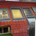 Dachfenster Feucht