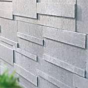 Mauerstein grau